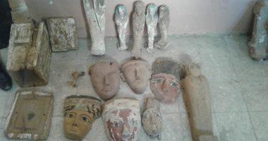 تجديد حبس 8 اشخاص بتهمة التنقيب عن الاثار في مدينة نصر