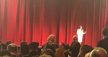 افتتاح مسرح شباب العالم بحضور الرئيس عبد الفتاح السيسي