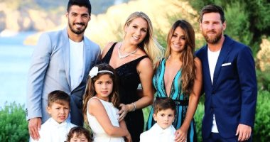 تقارير.. ميسي يحضر حفل زفاف سواريز نهاية الشهر الحالى
