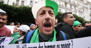 صور.. مظاهرات بالجزائر رافضة لنتائج الانتخابات الرئاسة