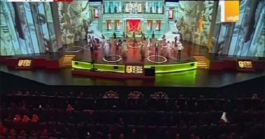 فيديو.. أوبريت غنائى بعدة لغات على مسرح منتدى شباب العالم عقب الافتتاح