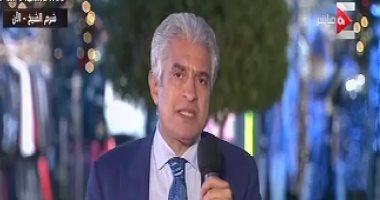 """المخرج خالد جلال لـ""""كل يوم"""": منتدى شباب العالم يمس قضايا الإنسانية بين شعوب العالم"""