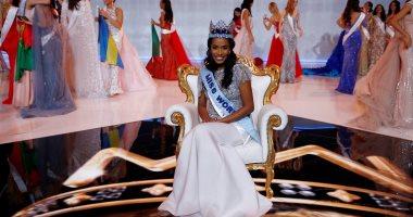 صور.. تتويج ملكة جمال جاميكا بلقب ملكة جمال العالم