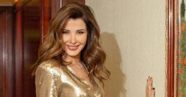 نانسى عجرم تخطف قلوب متابعيها بصورة جديدة من حفلها فى مصر