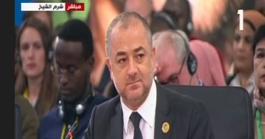 وزير دفاع لبنان بمنتدى الشباب: المؤسسة العسكرية ساهمت فى الحفاظ على الدولة المصرية