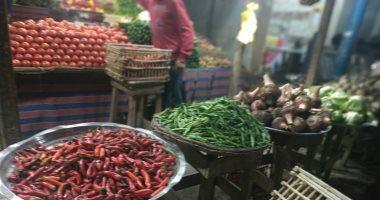 تموين مطروح: انخفاض أسعار السلع 30% بالمعرض اللوجستى للخضراوات