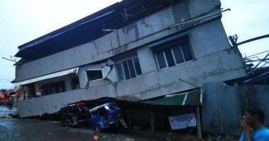شاهد.. لقطات مرعبة من زلزال الفلبين قوته 6.8 درجة على مقياس ريختر