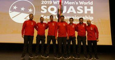 مصر تهزم سويسرا 3/0 وتتأهل لربع نهائي بطولة العالم للإسكواش