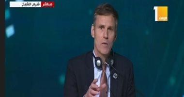 فيديو.. ممثل منظمة الأمن بأوروبا بمنتدى شرم: يجب إشراك الشباب لحل المشاكل الأمنية
