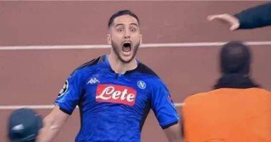 مانولاس والموقوف أوسبينا بقائمة نابولي ضد يوفنتوس فى نهائى كأس إيطاليا