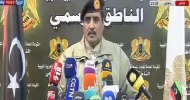 المسمارى للعربية: وصول 300 إرهابى من سوريا للقتال مع الوفاق فى ليبيا -