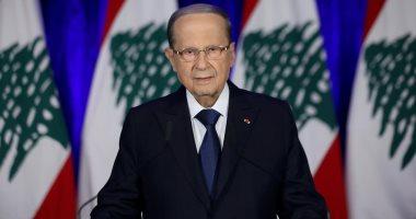 رئيس لبنان يطلب تركيز الجهود للبحث عن الطائرة.. والدفاع المدنى: ظروف البحث دقيقة للغاية