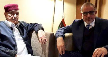 النايض يبحث مع غسان سلامة ورئيس البرلمان الليبى تطورات الأوضاع بليبيا