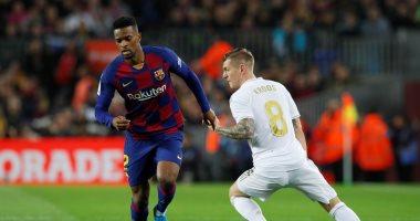 برشلونة ضد الريال.. 15 دقيقة والتعادل السلبي يسيطر على الكلاسيكو