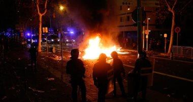 سماع دوى انفجار ضخم بالعاصمة الإسبانية مدريد