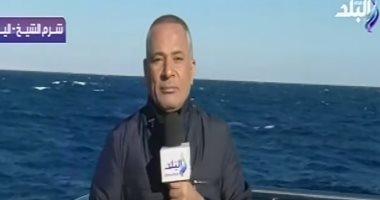 أحمد موسى: منتدى شباب العالم أفضل دعاية وترويج للسياحة المصرية