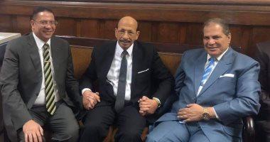 رئيس قائمة الوسط: تنازلت لصالح المستشار يسرى عبد الكريم بانتخابات نادى القضاة