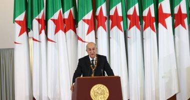 الرئيس الجزائرى يعفو عن سجناء شاركوا فى الاحتجاجات الشعبية