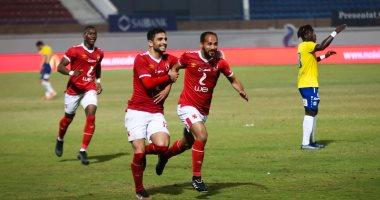 اهداف وملخص مباراة الأهلي والإسماعيلي في الدوري اليوم السابع