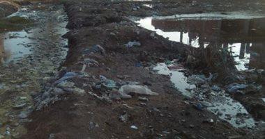 أهالى قرية بكفر الشيخ يطالبون بمدرسة وصرف صحى