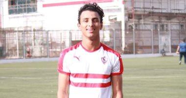 أحمد عيد يقود الجبهة اليمنى للزمالك أمام أول أغسطس