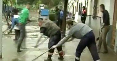 فيديو.. مصرع 5 أشخاص فى إسبانيا والبرتغال بسبب الأمطار الغزيرة والعواصف