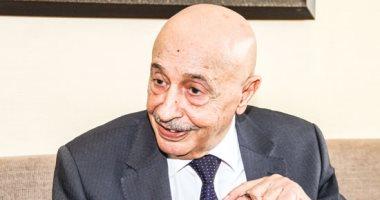 رئيس مجلس النواب الليبى يصل القاهرة للقاء عدد من المسئولين المصريين