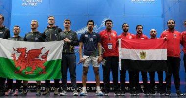 منتخب مصر يهزم ويلز  2/1 ويتأهل إلى نهائى بطولة العالم للإسكواش