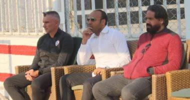 أيمن عبد العزيز : حمدى النقاز دافع عن لاعبى الزمالك أمام النجم الساحلى