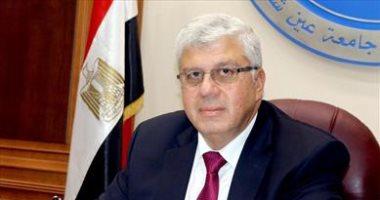 الدكتور محمد أيمن عاشور نائب وزير التعليم العالى