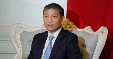 سفير الصين بالقاهرة يهنئ الشعب المصرى بحلول عيد الفطر المبارك