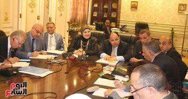 """الحكومة لـ""""البرلمان"""":الموازنة الجديدة تتضمن إجراءات لتحسين معيشة المواطنين"""
