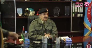 ننشر نص رسالة حفتر للرئيس الروسي بشأن محادثات الأطراف الليبية في موسكو