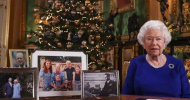 بدون الأمير هاري وميجان.. الملكة إليزابيث تلقي خطاب عيد الكريسماس