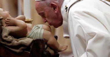 بابا الفاتيكان فى صلاة لأجل كورونا: نناجيك من بحر هائج لا تتركنا يا رب