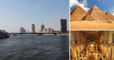 """تليجراف تدعو السائحين لاغتنام """"شمس الشتاء"""" واستكشاف أعظم أنهار العالم بمصر"""