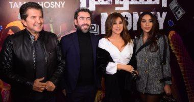 """صور.. نجوم لبنان يحتفلون بعرض فيلم """"الفلوس"""" بحضور مخرجه سعيد الماروق"""