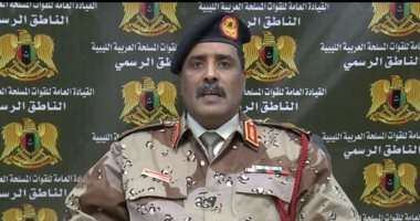 الجيش الليبى: الأوروبيون يعلمون طرق نقل السلاح والمرتزقة إلى ليبيا