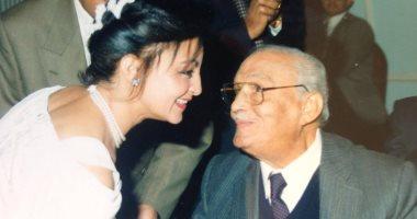 """أحن أب وأطيب قلب.. هكذا أحيت أمل عبد المنعم مدبولى ذكرى ميلاد """"بابا عبده"""""""