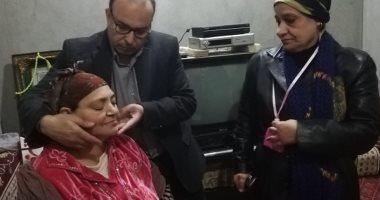 صور.. الحكومة تستجيب لاستغاثة سيدة لإجراء مسح ذرى لإصابتها بالسرطان