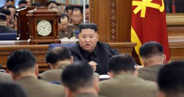 زعيم كوريا الشمالية يعقد اجتماعا للحزب الحاكم قبل انتهاء المهلة الأمريكية