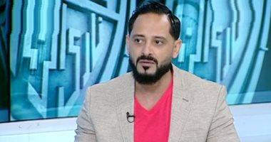 وليد صلاح عبد اللطيف: خسارة الزمالك للقاء القمة تعني ضياع الدوري