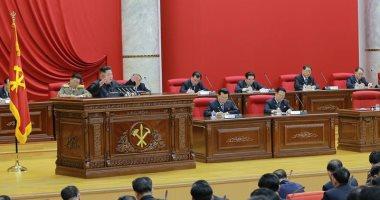 حزب العمال الحاكم فى كوريا الديمقراطية يعقد جلسة للجنة المركزية