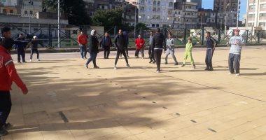 """صور.. يوم رياضى لذوى الهمم بالإسكندرية تحت شعار """"قادرون باختلاف"""""""