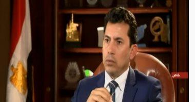 """أشرف صبحى: """"الفيفا"""" تحسم موقف انتخابات الجبلاية وعودة النشاط الرياضى تدريجيًا"""