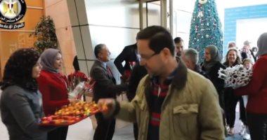 فيديو.. ترحيب واسع من السائحين البريطانيين بالعودة مرة أخرى لشرم الشيخ