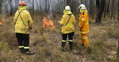حرائق الغابات فى أستراليا تهدد أماكن سياحية وإجلاء الآلاف