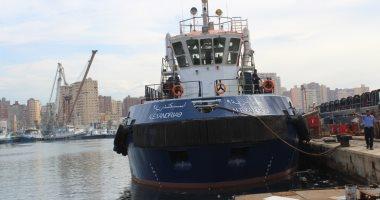 10 معلومات حول المحطة متعددة الأغراض بميناء الإسكندرية.. تعرف عليها