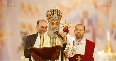 """الكنيسة الأرثوذكسية تحتفل اليوم بـ""""سبت النور"""" ضمن أسبوع الآلام"""