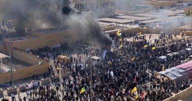 مقتل شخص وإصابة 10 متظاهرين في منطقة السنك وسط بغداد